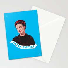 Frida Empire Stationery Cards