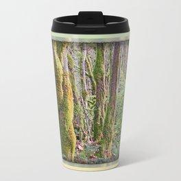 WARM AUTUMN RAINFOREST Travel Mug