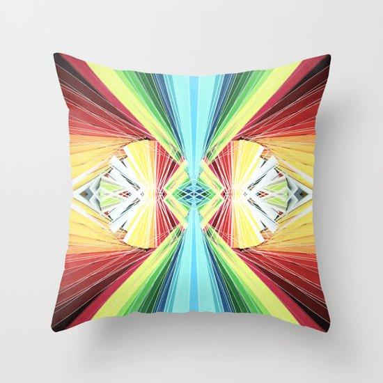 Infinito Throw Pillow