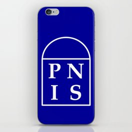 Official Logo iPhone Skin