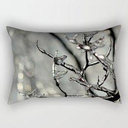 Ice Storm Rectangular Pillow