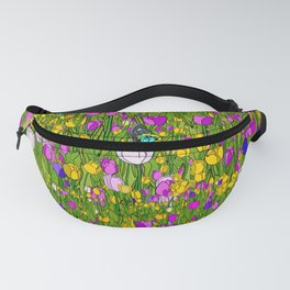 Tulip Obsessed Fanny Pack