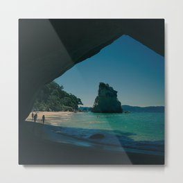 Paradise Island 4 Metal Print