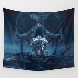 Planet of Doom Wall Tapestry