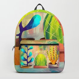 Cactus Friends Backpack