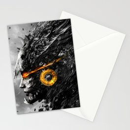Warrior Angel Stationery Cards