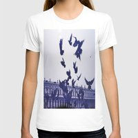 italian T-shirts featuring Italian Birds.  by AntonettaG