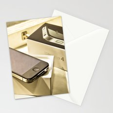 iPhone 4 Stationery Cards