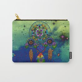 Dream Catching Carry-All Pouch