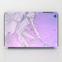 guardians iPad Cases featuring The Guardians by Red Red Telephone