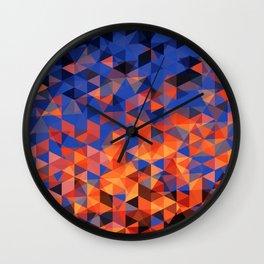 Christals Wall Clock