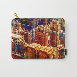 Tommy's Town Carry-All Pouch