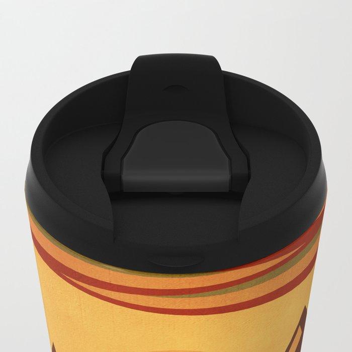 Textures/Abstract 118 Metal Travel Mug