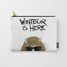 Wintour is here Carry-All Pouch