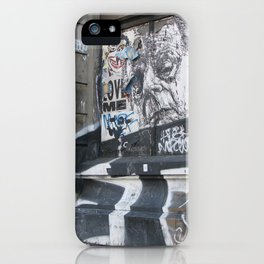 New York Graffiti 1 iPhone Case