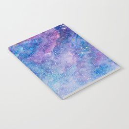Forest in space Notebook