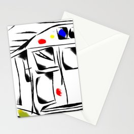 A train? No...THE train.... Stationery Cards