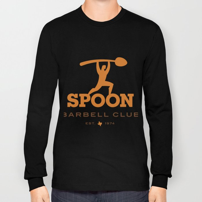 Spoon Barbell Club Long Sleeve T-shirt