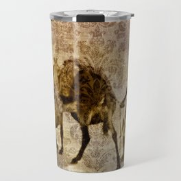 island tapestry Travel Mug
