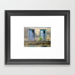 Provence Framed Art Print