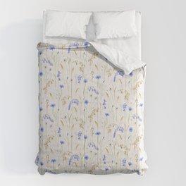 Wild Grain Meadow - Neutral Comforters