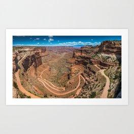 Canyonlands National Park Art Print