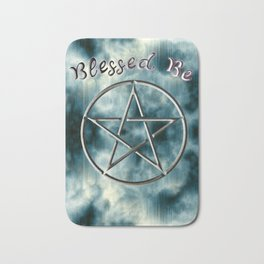 Blessed Be Bath Mat