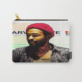 """WHAT'S GOING ON"" Carry-All Pouch"