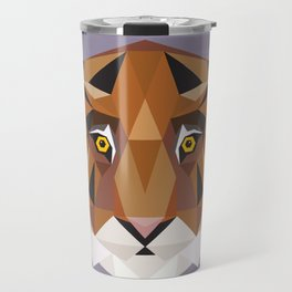 T is for Tiger Travel Mug
