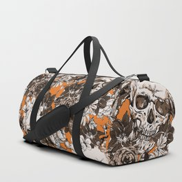 SKULLS 2 HALLOWEEN Duffle Bag