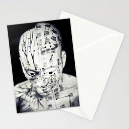 Acupuncture Points Stationery Cards