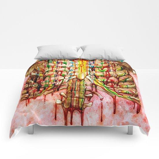 Dripping Bone Comforters