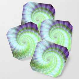 Fractal Abstract 86 Coaster