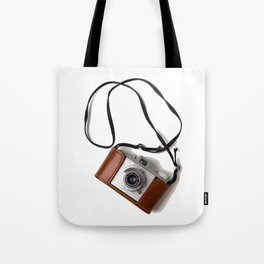 The Photographer (Color) Tote Bag