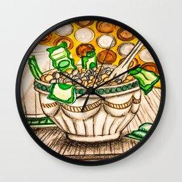 Hungry? Wall Clock