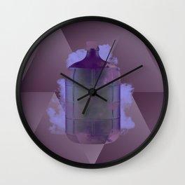 Bottle Wall Clock