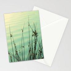 midnight ocean Stationery Cards