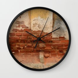 Broken old Wall Wall Clock