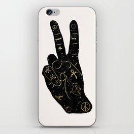 Peace iPhone Skin