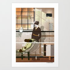 022_archidesign_charlotte perriand Art Print