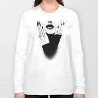 grace Long Sleeve T-shirts featuring Grace by Lauren Florence