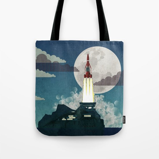 Tracy Island Tote Bag