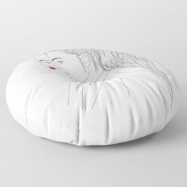 Separated Floor Pillow