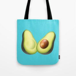 'ave an Avo | Blue Tote Bag