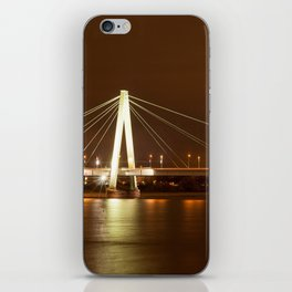 Cologne at Night iPhone Skin