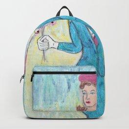 La Dama Riendo Backpack