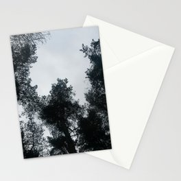 April Trees Stationery Cards