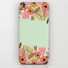 A fresh summer print iPhone Skin