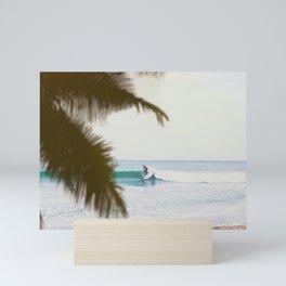 Summer Surf Mini Art Print