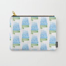 Alabama Home State Carry-All Pouch